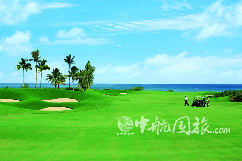 毛里求斯的高尔夫球场