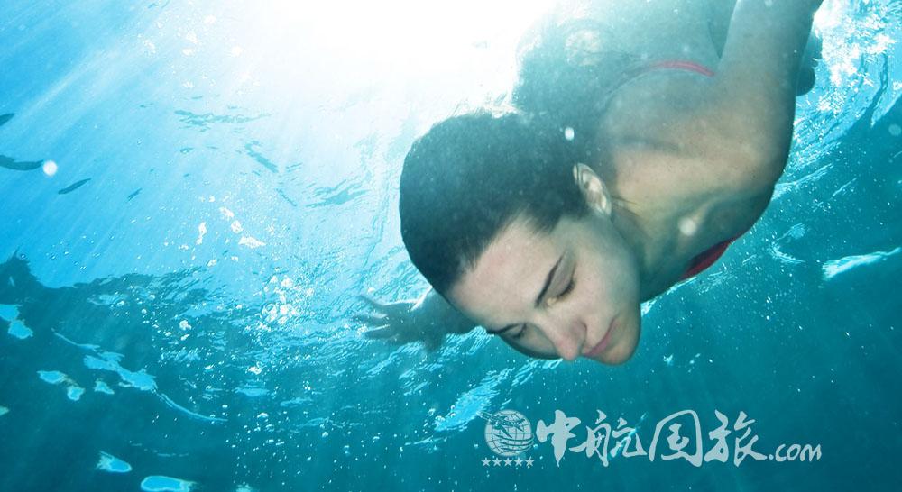 毛里求斯潜水