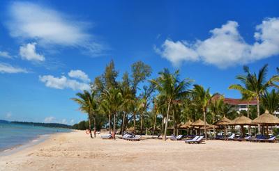 越南富国岛五天游_越南富国岛珍珠酒店沙滩