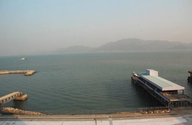 香港机场码头