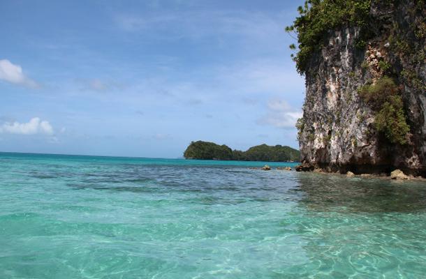 帕劳群岛旅游游记
