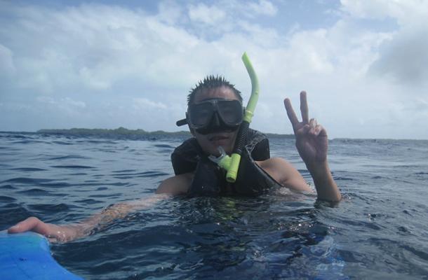 帕劳群岛潜水