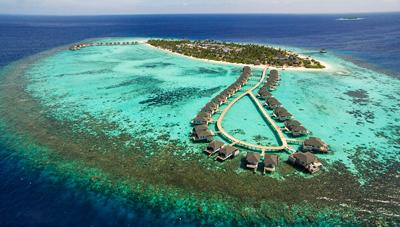 马尔代夫阿玛瑞豪沃达度假酒店
