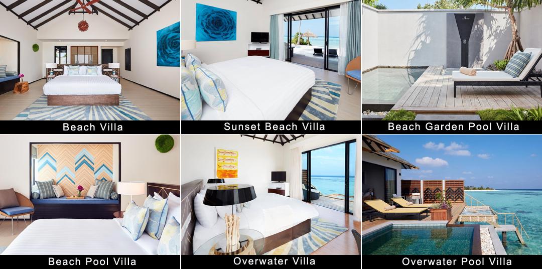 马尔代夫阿玛瑞豪沃达度假酒店客房