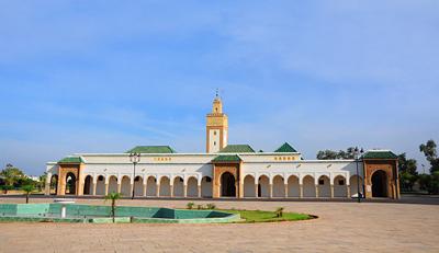 摩洛哥全景12天游:摩洛哥皇家宫殿