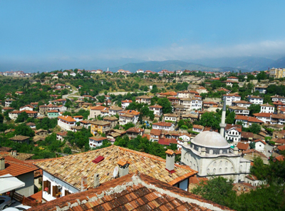土耳其12天全景游:土耳其番红花城