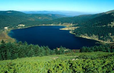 土耳其12天全景游:土耳其阿邦特湖自然公园