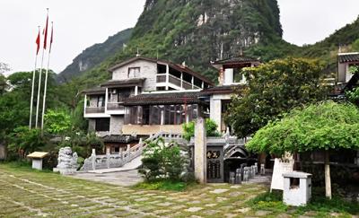 桂林三天游:广西桂林大印人文景观园