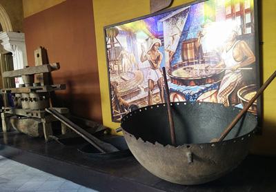 美洲20天游:古巴朗姆酒博物馆