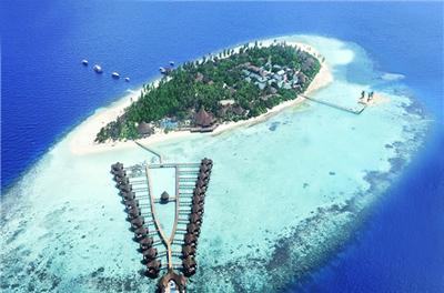 马尔代夫罗宾逊俱乐部度假村