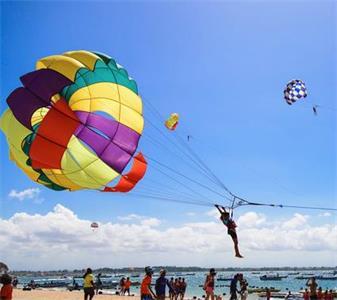 巴厘岛南湾海滩