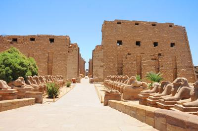 土耳其、埃及18天游:埃及卡尔奈克神庙(卡尔纳克神庙)
