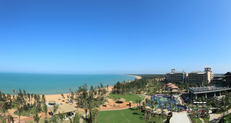 三亚海滩风光