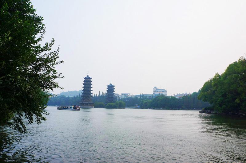 桂林三天游:广西桂林两江四湖